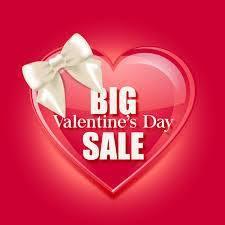 Valentine's Day Sale 2018