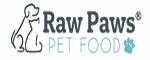 Raw Paws Pet Food Coupon Codes