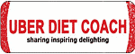 Uber Diet Coach Coupon Codes