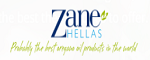 Zane Hellas Coupon Codes