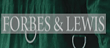 Forbes & Lewis Coupon Codes