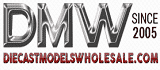 DiecastModelsWholesale Coupon Codes