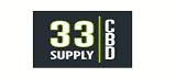 33 CBD Supply Coupon Codes