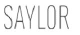 Saylor NYC Coupon Codes