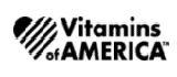 Vitamins of America Coupon Codes