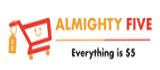 Almightyfive.com Coupon Codes