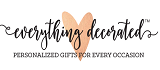 Everything Decorated Coupon Codes