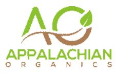 Appalachian Organics Coupon Codes